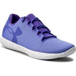 Buty UNDER ARMOUR - Ua W Street Prec Low Speckle 1297007-758 Pcc/Wht/Pcc. Niebieskie buty do fitnessu damskie marki Salomon, z gore-texu, na sznurówki, gore-tex. W wyprzedaży za 259,00 zł.