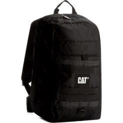 Plecaki męskie: Plecak CATERPILLAR – Backpack Visiflash 83392-01 Black