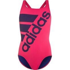 Stroje jednoczęściowe dziewczęce: adidas Performance INF+ Kostium kąpielowy real pink/real purple