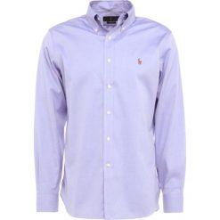 Polo Ralph Lauren EASYCARE PINPOINT OXFORD CUSTOM FIT Koszula true blue/white. Szare koszule męskie marki Polo Ralph Lauren, l, z bawełny, button down, z długim rękawem. Za 419,00 zł.