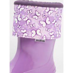 Buty zimowe damskie: Romika BUTTY Kalosze lila