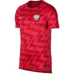 Nike Koszulka męska Poland M DRY SQUAD Football Top  czerwona r. XL (893365 653). Czerwone t-shirty męskie Nike, m, do piłki nożnej. Za 219,95 zł.