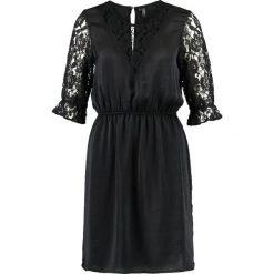 Sukienki hiszpanki: Vero Moda VMDELIA Sukienka koktajlowa black