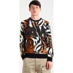 Swetry damskie: GStar MOSTOM TIGER STALT Bluza white/roast/black