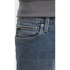 Spodnie męskie: Vans TAPER Jeansy Slim Fit vintage blue