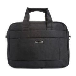 Czarna Torba na Laptopa Edge. Zielone torby na laptopa marki other, l, prążkowane. Za 49,99 zł.