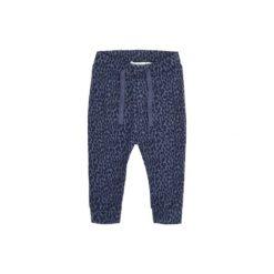 Name it Girls Spodnie Sille vintage indigo. Niebieskie spodnie chłopięce Name it, z bawełny. Za 95,00 zł.
