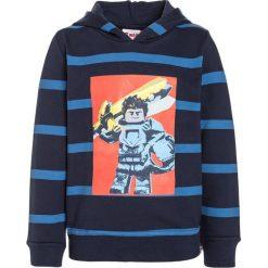 Bejsbolówki męskie: LEGO Wear NEXO KNIGHTS SAXTON 604 Bluza z kapturem dark navy