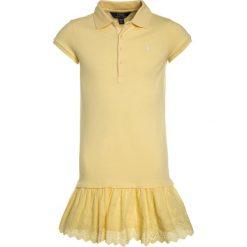 Odzież dziecięca: Polo Ralph Lauren DRESSES Sukienka letnia wicket yellow