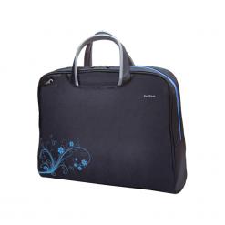 """Sumdex KCB - 50 15""""-16"""" czarna. Czarne torby na laptopa Sumdex, z materiału. Za 79,00 zł."""