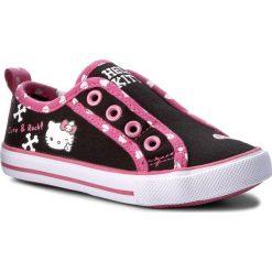 Buty dziecięce: Tenisówki HELLO KITTY – CP40-1640HK Czarny
