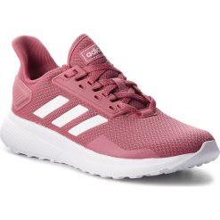 Buty adidas - Duramo 9 BB7069 Tramar/Ftwwht/Grefou. Czerwone buty do biegania damskie marki Adidas, z materiału. W wyprzedaży za 189,00 zł.