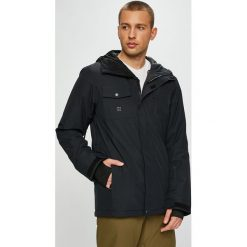 Quiksilver - Kurtka snowboardowa. Czarne kurtki męskie Quiksilver, l, z poliesteru, snowboardowy. W wyprzedaży za 599,90 zł.