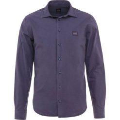 BOSS CASUAL MYPOP SLIM FIT Koszula dark blue. Niebieskie koszule męskie slim marki Polo Ralph Lauren, m, z bawełny, polo. Za 459,00 zł.