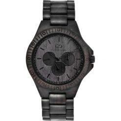 Zegarek Giacomo Design Drewniany  męski  GD08102. Czarne zegarki męskie Giacomo Design. Za 559,00 zł.