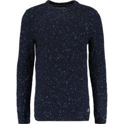 Swetry klasyczne męskie: TOM TAILOR DENIM CREWNECK Sweter night sky blue