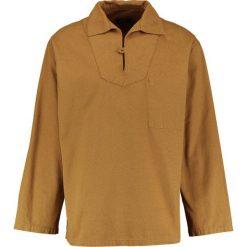 Koszule męskie na spinki: Armor lux VAREUSE PORT MANECH Koszula tobacco