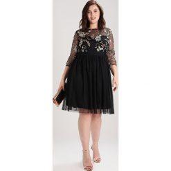 Sukienki hiszpanki: Little Mistress Curvy PROM DRESS Sukienka koktajlowa black
