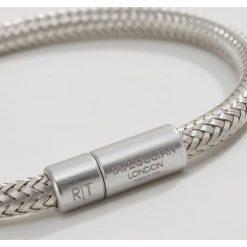 Bransoletki męskie: Tateossian Bransoletka silver coloured