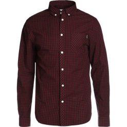 Koszule męskie na spinki: KIOMI Koszula bordeaux