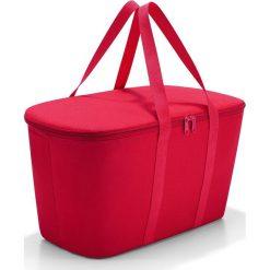 Torba Coolerbag Red. Czerwone torby plażowe marki Reisenthel, z materiału. Za 149,00 zł.