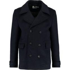 Płaszcze męskie: Topman EASTWOOD Płaszcz wełniany /Płaszcz klasyczny dark blue