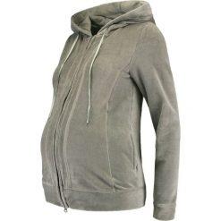 Bluzy rozpinane damskie: bellybutton Bluza rozpinana paloma|gray