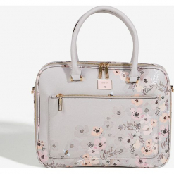 Parfois - Torba. Szare torby na laptopa marki Parfois, z materiału. Za 139,90 zł.