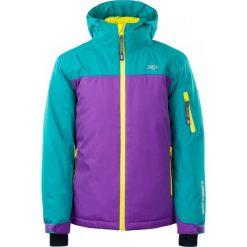 Kurtki chłopięce: BEJO Kurtka juniorska Nora Jr navigate/purple heart/blazing yellow r. 140
