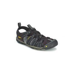 Sandały sportowe Keen  MEN CLEARWATER CNX. Czarne sandały męskie Keen. Za 307,30 zł.