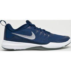 Nike - Buty. Szare halówki męskie Nike, z materiału, na sznurówki. Za 249,90 zł.