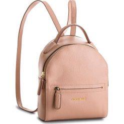 Plecak COCCINELLE - CF8 Clementine Soft E1 CF8 54 01 01 Pivoine P08. Czerwone plecaki damskie Coccinelle, ze skóry, eleganckie. W wyprzedaży za 799,00 zł.
