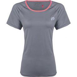 Bluzki asymetryczne: Newline  Koszulka damska szara r. XS