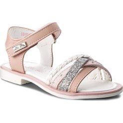 Sandały dziewczęce: Sandały NELLI BLU - CS17087-6 Różowy