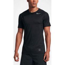 Nike Koszulka męska Men's Pro Hypercool Top czarna r. M  (828178 010). Czarne t-shirty męskie Nike, m. Za 109,00 zł.