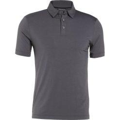 Emporio Armani Koszulka polo anthracite. Szare koszulki polo Emporio Armani, m, z elastanu. W wyprzedaży za 382,85 zł.