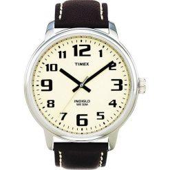 Zegarek Timex Męski T28201 Easy Reader Indiglo czarny. Czarne zegarki męskie Timex. Za 303,90 zł.