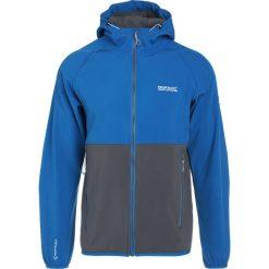 Kurtki sportowe męskie: Regatta AREC  Kurtka Softshell blue