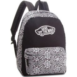 Plecak VANS - Realm Backpack VN000NZ0IB5  Checker Kaleid. Czarne plecaki damskie Vans, z materiału, sportowe. Za 129,00 zł.