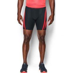 Odzież sportowa męska: Under Armour Spodenki męskie Supervent Compression Black/Red r. S (1289573016)