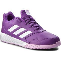 Buty adidas - AltaRun K BB9328 Raypur/Ftwwht/Clelil. Czarne buty do biegania damskie marki Adidas, z kauczuku. W wyprzedaży za 139,00 zł.