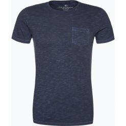Nils Sundström - T-shirt męski, niebieski. Niebieskie t-shirty męskie marki OLYMP SIGNATURE, m, paisley. Za 69,95 zł.