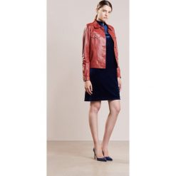 Sukienki hiszpanki: Sonia by Sonia Rykiel FLUID VELVET Sukienka z dżerseju dark blue