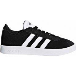 Buciki niemowlęce: Adidas Buty dziecięce VL Court 2.0 K czarne r. 40 (DB1827)