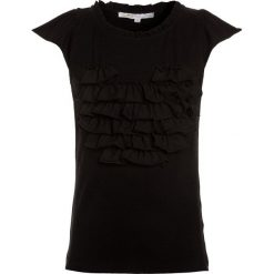 T-shirty chłopięce z nadrukiem: Patrizia Pepe Tshirt z nadrukiem black