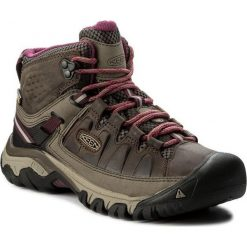 Buty trekkingowe damskie: Keen Buty damskie TARGHEE III MID WP WEISS/BOYSENBERRY r. 36 (1018178-6)
