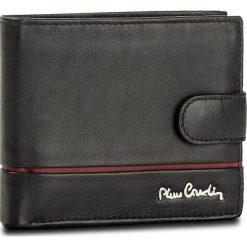 Duży Portfel Męski PIERRE CARDIN - TILAK15 324A Nero/Rosso. Czarne portfele męskie marki Pierre Cardin, ze skóry. Za 119,00 zł.