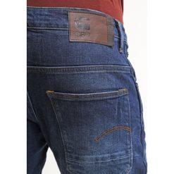 GStar ARCZ 3D SLIM Jeansy Slim Fit medium aged. Niebieskie rurki męskie marki G-Star. W wyprzedaży za 375,20 zł.