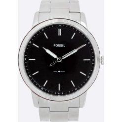 Fossil - Zegarek FS5307. Różowe zegarki męskie marki Fossil, szklane. Za 579,90 zł.