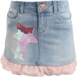 Desigual FAL GRANOL Spódnica jeansowa blue. Różowe spódniczki dziewczęce jeansowe marki Desigual. Za 249,00 zł.